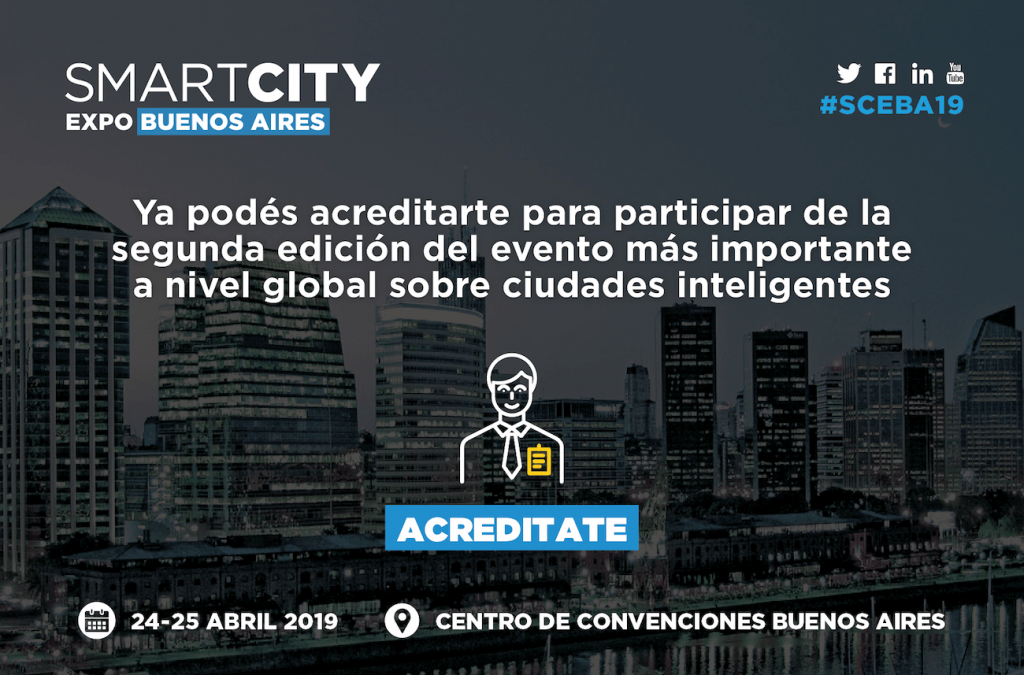 Smartcity Expo Buenos Aires